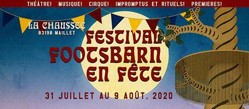 Les Lettres de mon moulin mises en scène et jouées par Philippe Caubère au Festival Foostbarn En Fête