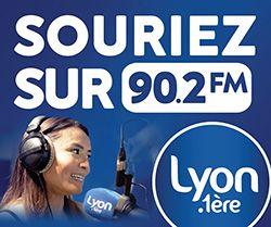 Philippe Caubère au micro de la radio Lyon Première : 90.2 FM